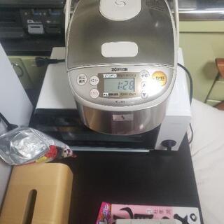 ZOJIRUSHIマイコン炊飯ジャー