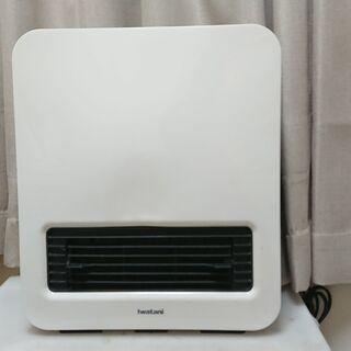 イワタニ ファンヒーター サイズW30×D17×H37