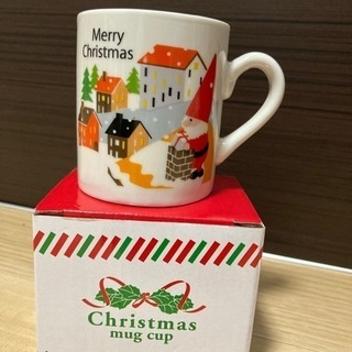 ※相談中 クリスマス マグカップ
