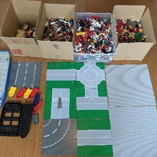 レゴ 大量まとめ売り【容器除いて総重量14キロ超】
