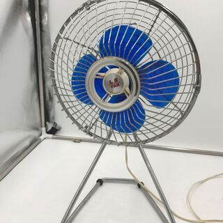 【掘り出し物】 レトロ扇風機 程度良品「管理No2」送料無料