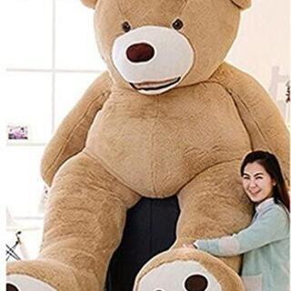 熊🐻のぬいぐるみ200cm