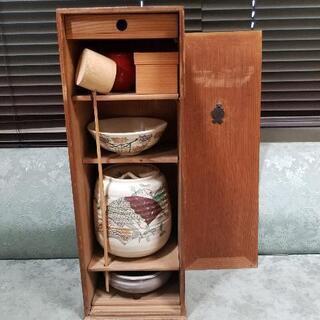 古い茶道具 8点セット