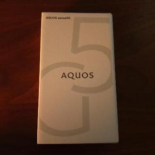 simフリーAQUOS sense 5G JCOM版