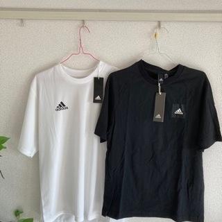 【新品セット2枚】adidasTシャツ メンズM
