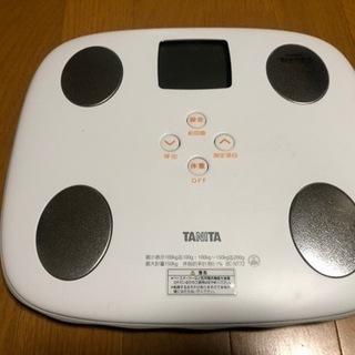 タニタ 体重計