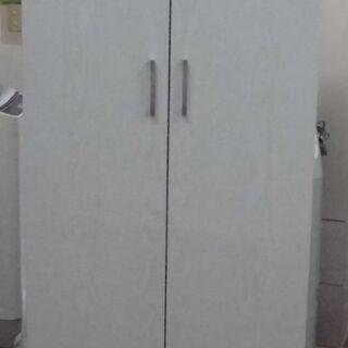 JM13210)ニトリ クローゼット ホワイト W59.3cm ...
