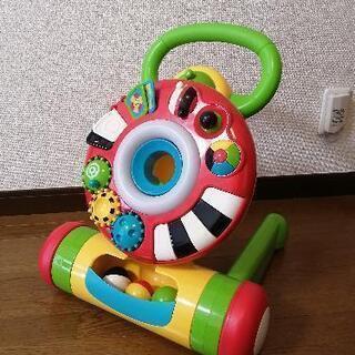 ベビー用おもちゃ つかまり立ち 手押し車