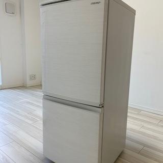 冷蔵庫・シャープ2018年製