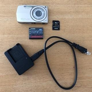 カシオ EXILIM EX-Z2300 デジカメ