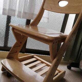 木椅子無料に差し上げます