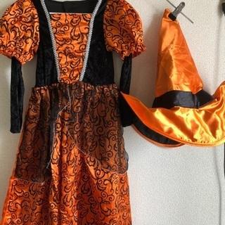 【取引中】ハロウィン 仮装 女の子 120cm 120サイズ コスプレ