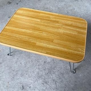 1025-008 テーブル 折りたたみ可能