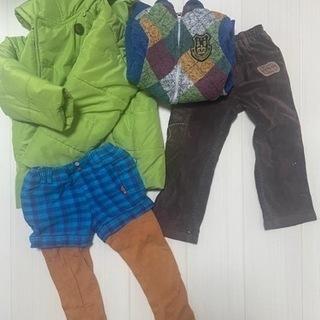 冬物 子供服 セット 110cm