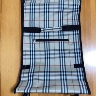 新品 折り畳める 布キャリーバック コロコロ コンパクト