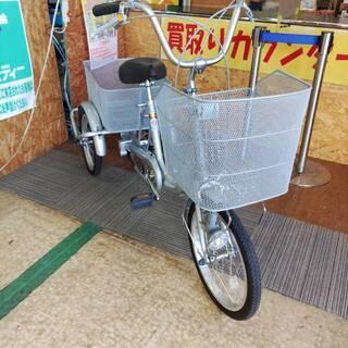 【愛品館市原店】大人用三輪自転車 ALAISE 2021年納品車...