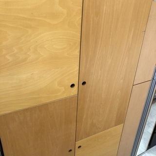 取りに来れる方限定!清光家具工業ハイタイプのキャビネットです!