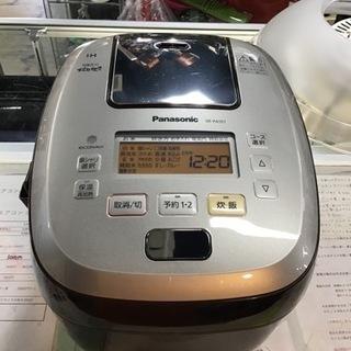Panasonic 可変圧力IH ジャー 炊飯器 おどり炊き 中古品