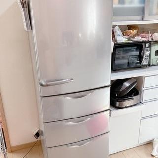 【値下中】 AQUA 冷蔵庫 AQR-361C