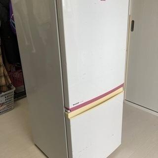 SHARP 137L冷蔵庫 2008年式【しっかり使えます…
