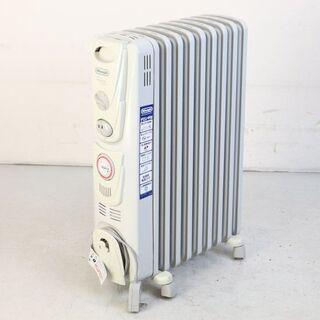 デロンギ オイルラジエターヒーター ~6畳用 最大750W R6...