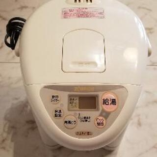 沸とう電気ポット電動 2.2L