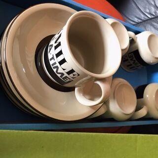 064 コーヒーカップ、湯呑、急須 ※北見市内の福祉施設・…