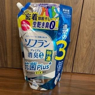 5個セット ソフラン プレミアム消臭 特濃抗菌プラス 12…