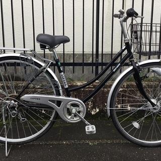 マルイシ<美品車>マルイシサイクル・27インチ自転車・外装…