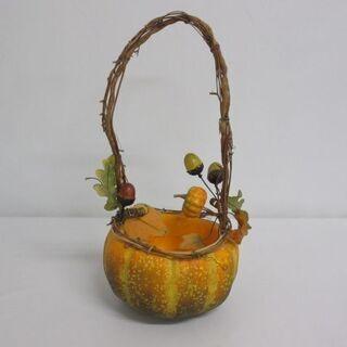 htp-766 かぼちゃの置物 ハロウィン インテリア雑貨…