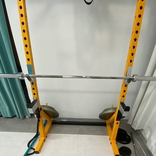 1本で十分トレーニングになるオリンピックバー20キロ【破格】