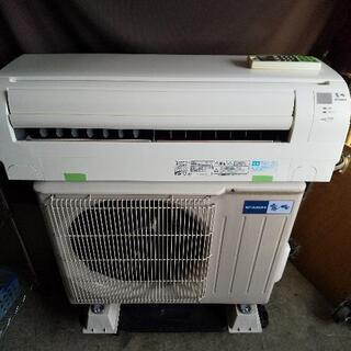 佐賀中古エアコン三菱2012年2.2KW17番取り付け込み…