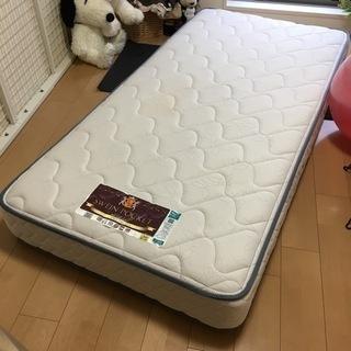 【ネット決済】東京ベッドのシングルマットレス