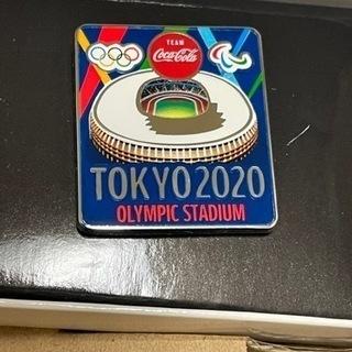 コカコーラオリンピックピンバッジ