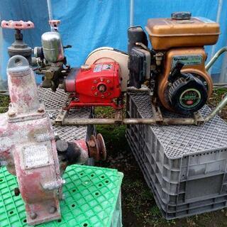 動噴 ポンプ セット 動力噴霧機 動力噴霧器 農薬 防除 …