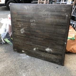 ジャンク品 テーブル 廃材 無料