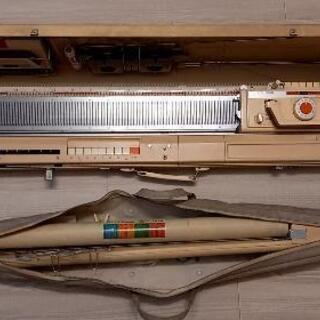 1970年代ブラザー編み機