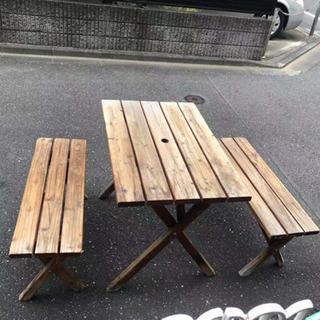 室外用 テーブルセット