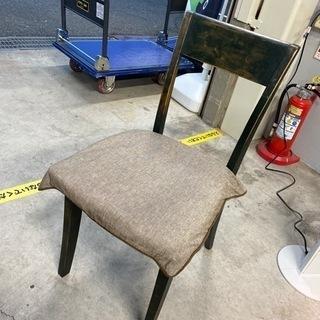 1025-097【無料】 オシャレ アンティーク風椅子