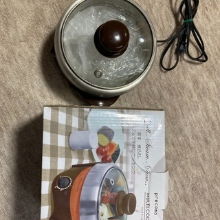 電気卓上鍋