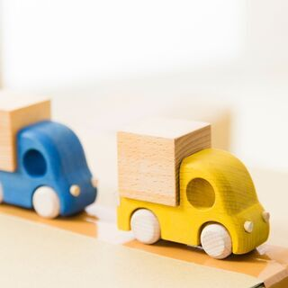 2t平車による建築資材や木材等の配送ドライバー!DR:AC065...