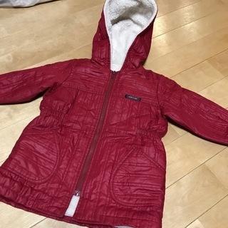 赤いコート 95センチメートル