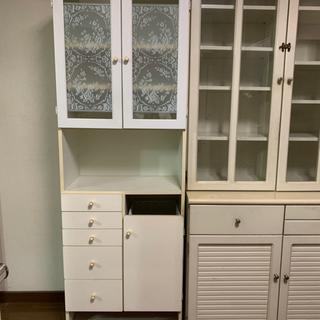 食器棚or洗面収納