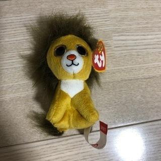 交換:ハッピーセット tyぬいぐるみ ライオン