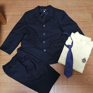 【ネット決済】子供用スーツ120cm③ワイシャツmikihouse