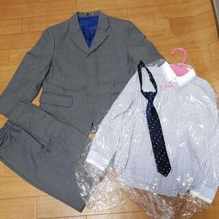 ヒロミチ・ナカノ子供用スーツ120cm④