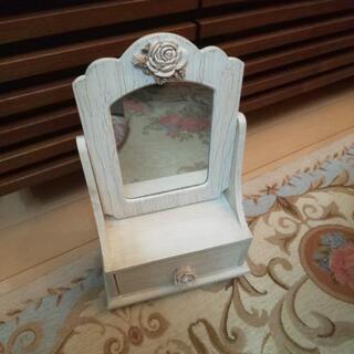 【ネット決済】薔薇のアンティークドレッサー