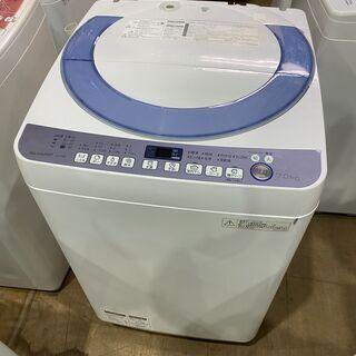 【愛品館市原店】SHARP 2016年製 7.0kg洗濯機…