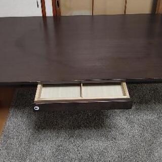 ブラウンテーブル