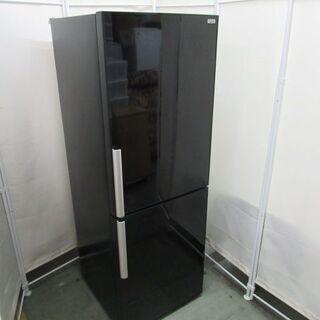 J3244/冷蔵庫/2ドア/大型/右開き/ブラック/黒/ド…